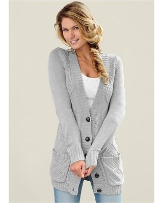 long cardigan women