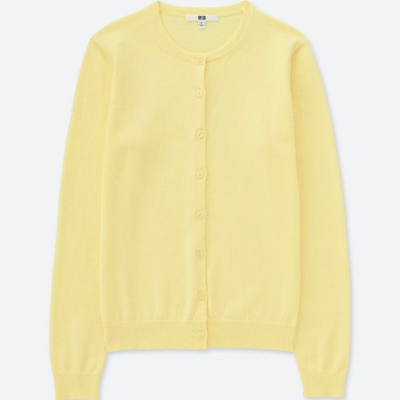 uniqlo cardigan